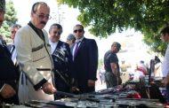 Абдулатипов ознакомился с национальными «Родниками Дагестана»