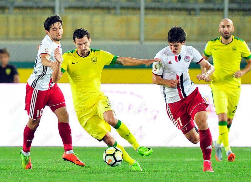 «Амкар» еще не гарантировал себе место в премьер-лиге