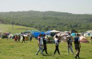 Туристско-краеведческий слет проходит в Казбековском районе