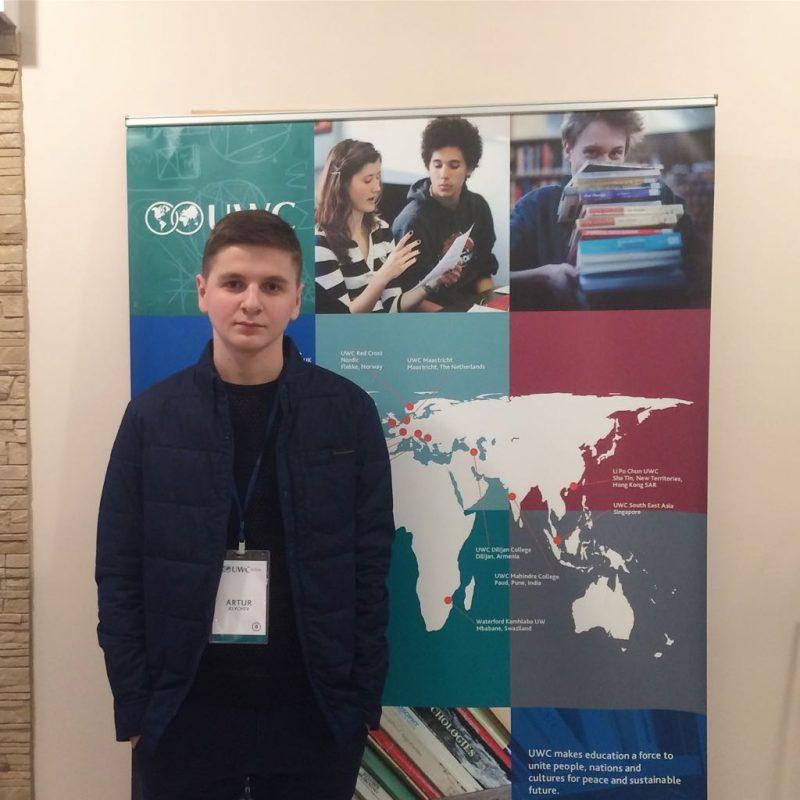 Школьник из Дагестана  прошел отбор в международную школу в Дилижане
