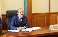 Абдулатипов принял участие в селекторном совещании под руководством Дмитрия Медведева