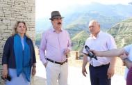 Абдулатипов предложил организовать экскурсии в мемориальный комплекс «Ахульго»