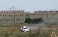 В Дагестане в «Приоре» взорвался газовый баллон, погиб водитель