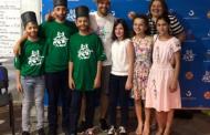 Дагестанские дети получили приз зрительских симпатий на всероссийской Диаспартакиаде