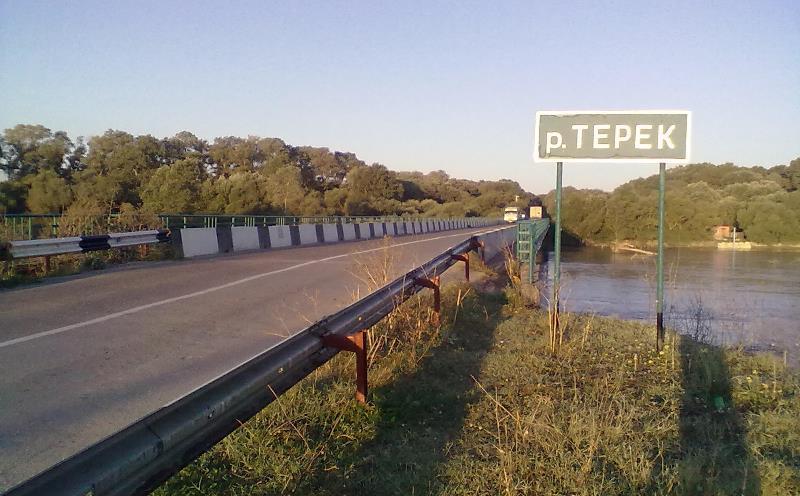 В Дагестане реку Терек вернут в старое русло