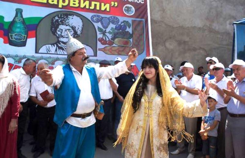 В Ахтах готовятся встретить «Шарвили»