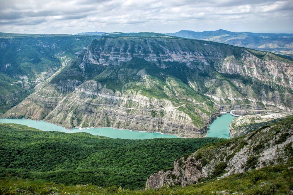 Десять самых популярных у туристов мест в Дагестане