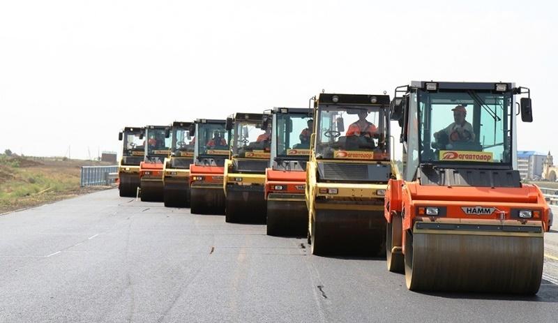 В августе полностью откроют одну полосу трассы Махачкала – Аэропорт