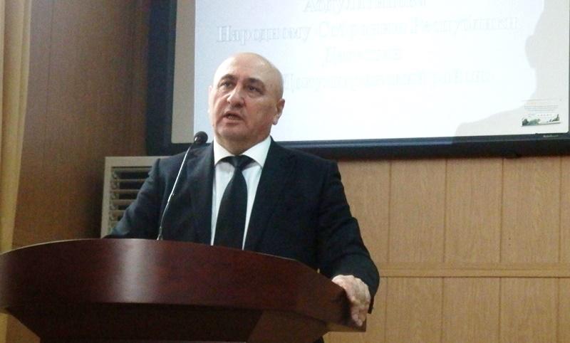 Минсельхоз Дагестана возглавил Керимхан Абасов