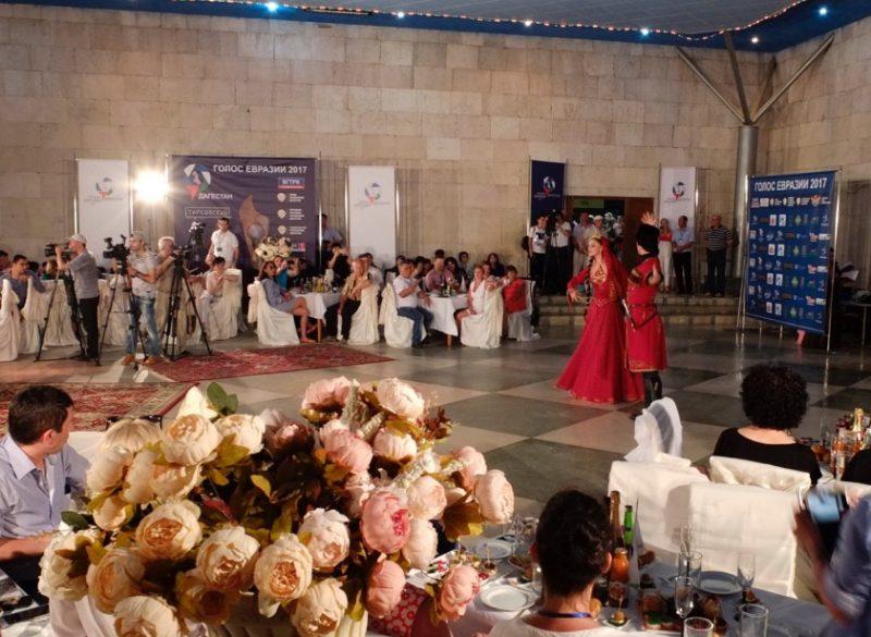 В Дагестане стартовал фестиваль национального вещания «Голос Евразии»