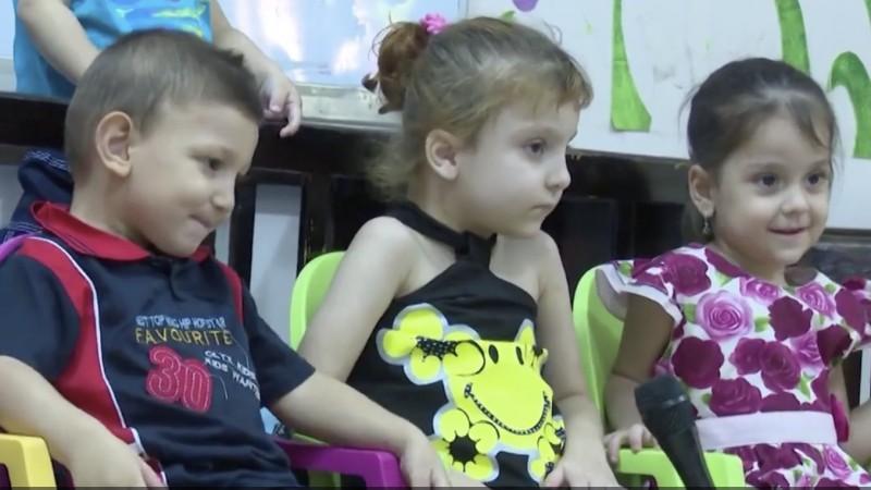Сестер Зайнуковых из детского приюта в Ираке опознала их семилетняя подруга
