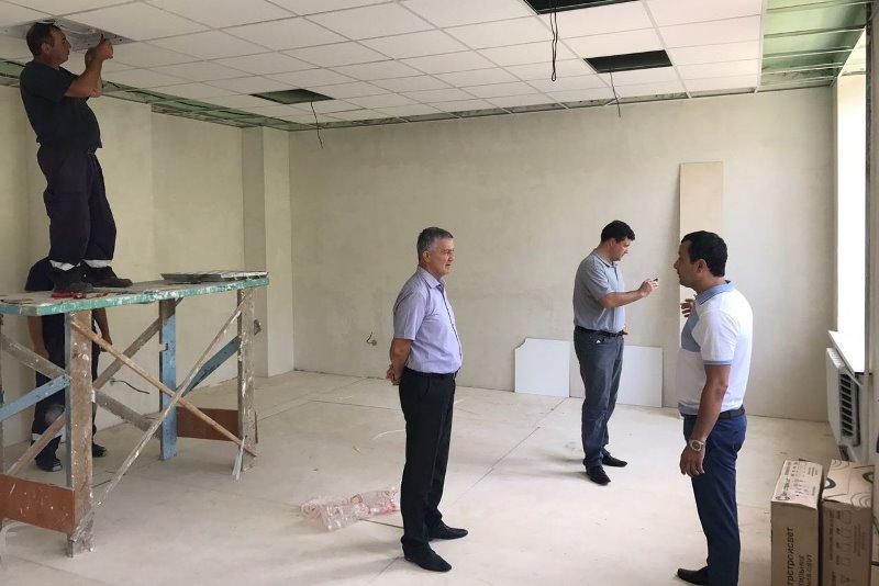 АО «Черномортранснефть» оснастит кабинеты сельской школы Дагестана