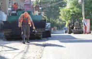 В Махачкале ремонтируют старинные улицы