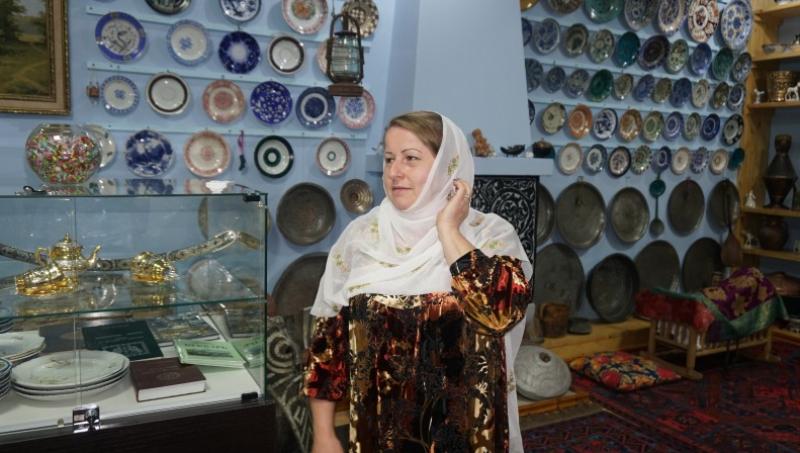 В Дербенте открылся этнодом «Кубачи»