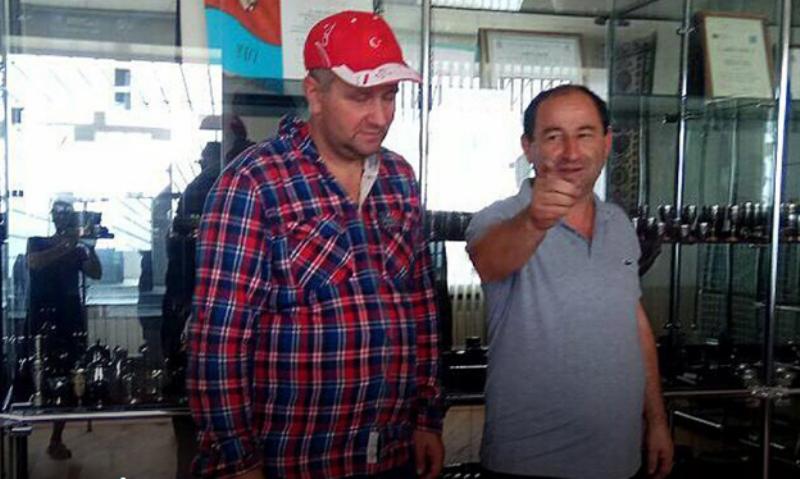 В кубачинский музей вернули саблю Надир-шаха