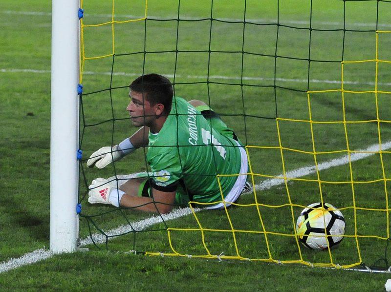 «Анжи» 0:1 «Ростов». Детская ошибка стоила гола