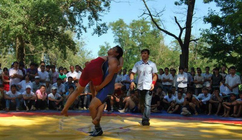 В Дагестане прошел турнир по вольной борьбе «Степные богатыри»