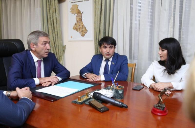 Магомед Курбанов возглавил министерство по делам молодежи Дагестана
