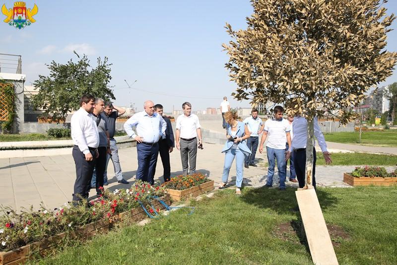 «Долина роз» покидает «Ак-Гёль». Парк будет передан махачкалинскому «Горзеленхозу»