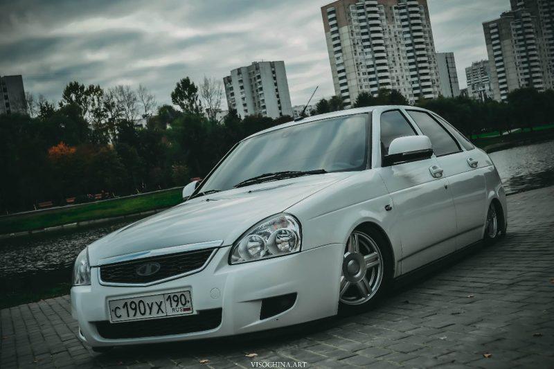 Дагестан - лидер по количеству отечественных автомобилей