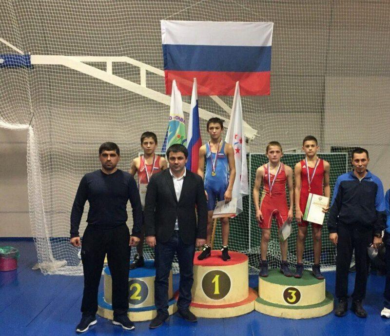 Дагестанские юниоры - одни из лучших на первенстве России