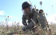 В Махачкале идет разминирование взрывного устройства