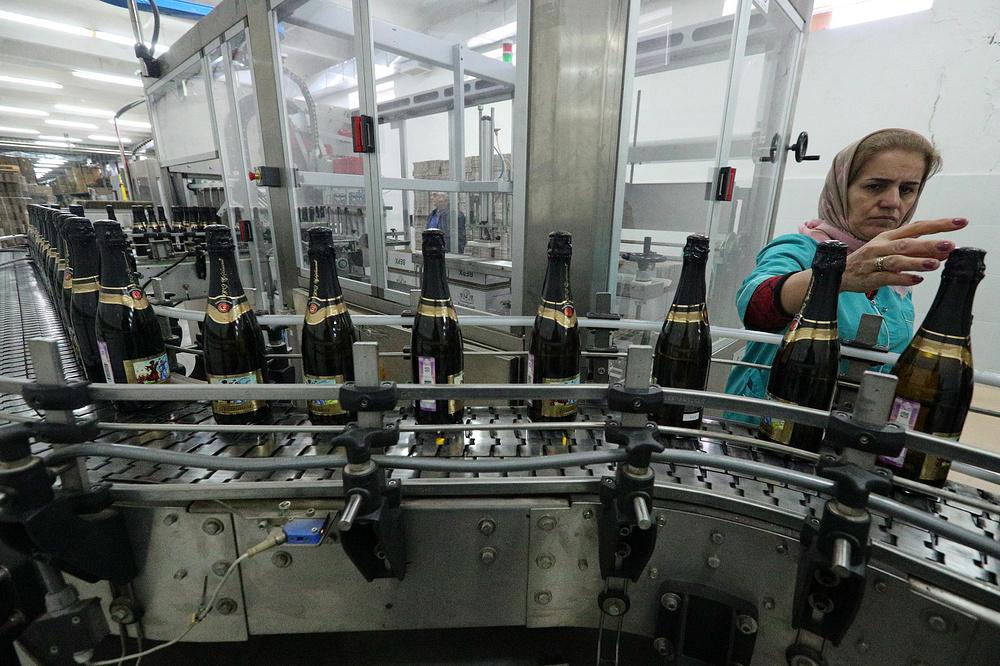 Избербашский винно-коньячный завод будет расширять свой ассортимент
