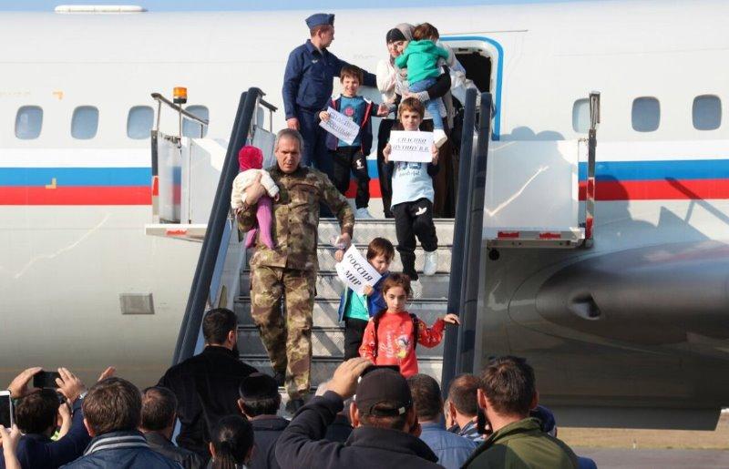 Зияд Сабсаби отказался возвращать дагестанских женщин из Ирака и Сирии