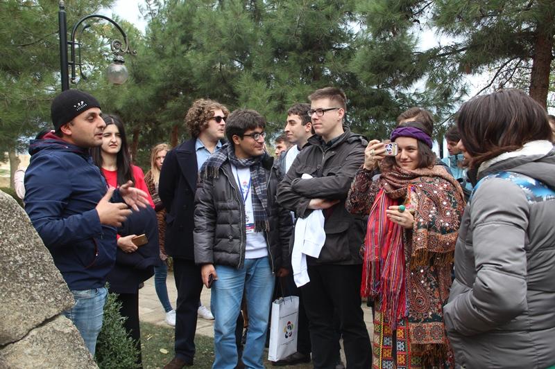 Дербент посетили участники ВФМС–2017