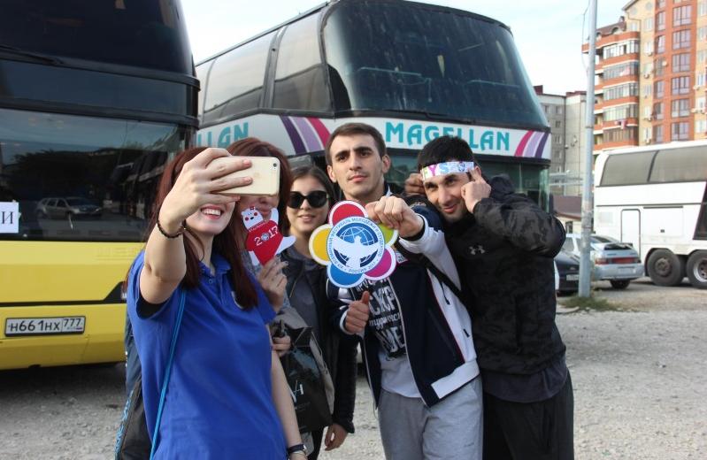Всемирный фестиваль молодёжи и студентов пройдет с участием дагестанцев