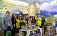 Помощник главы Дагестана Никита Бутусов встретился с участниками ВФМС–2017