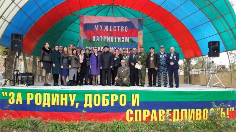 Автопробег «От героя к герою» связал Дагестан и Чечню