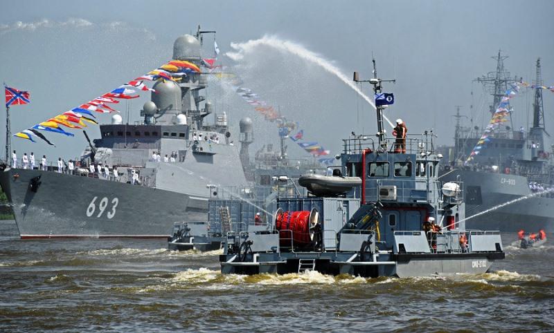 В Дагестане началось строительство базы Каспийской флотилии