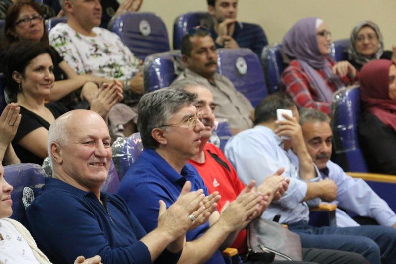 Дагестанский ансамбль «Лезгинка» гастролирует по городам Палестины