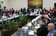 В ДГУ состоялась пленарная сессия участников Всемирного фестиваля молодежи и студентов