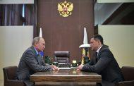 Михаил Ведерников возглавил Псковскую область
