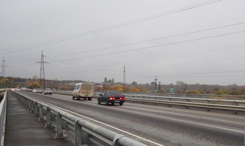 Завершился ремонт моста через реку Сулак