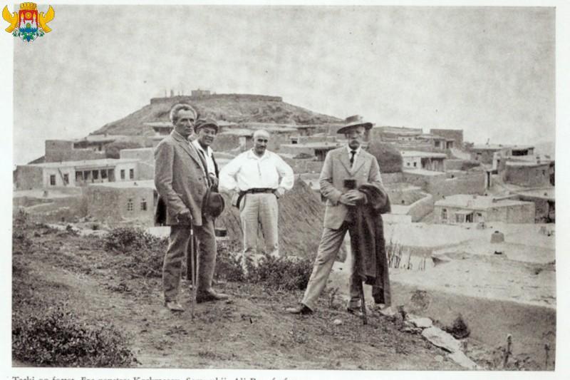 В Махачкале открыли мемориальную доску ученому Фритьофу Нансену
