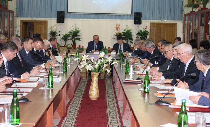 В Кизляре прошло выездное совещание Совета безопасности Дагестана