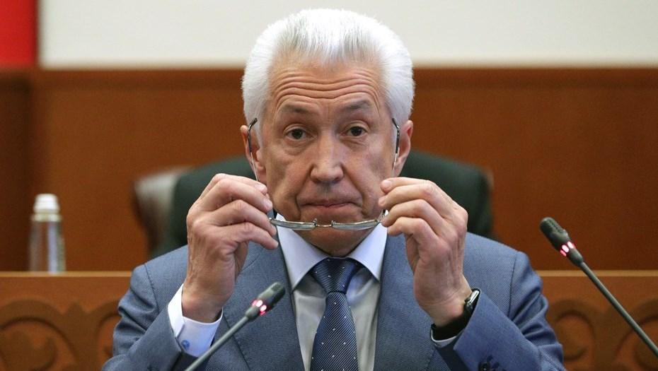 Владимир Васильев будет опираться на местные кадры