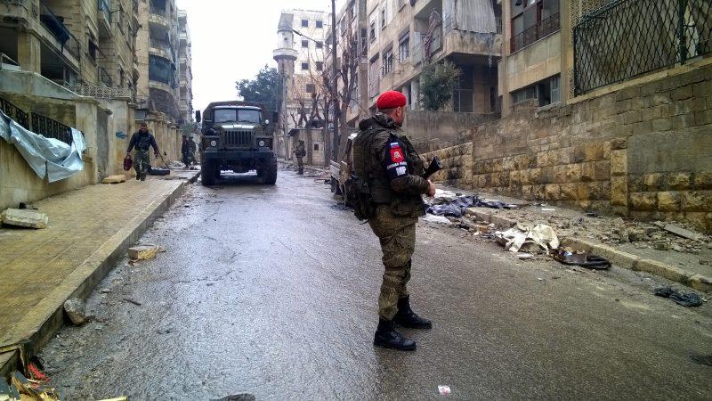 Выполнявший задачи в Сирии батальон военной полиции будет размещен в Дагестане