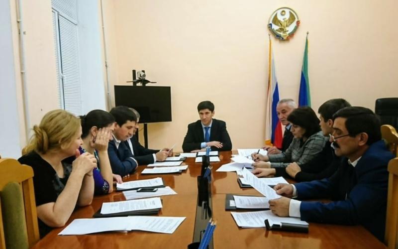 Дни молодого избирателя проходят в Дагестане