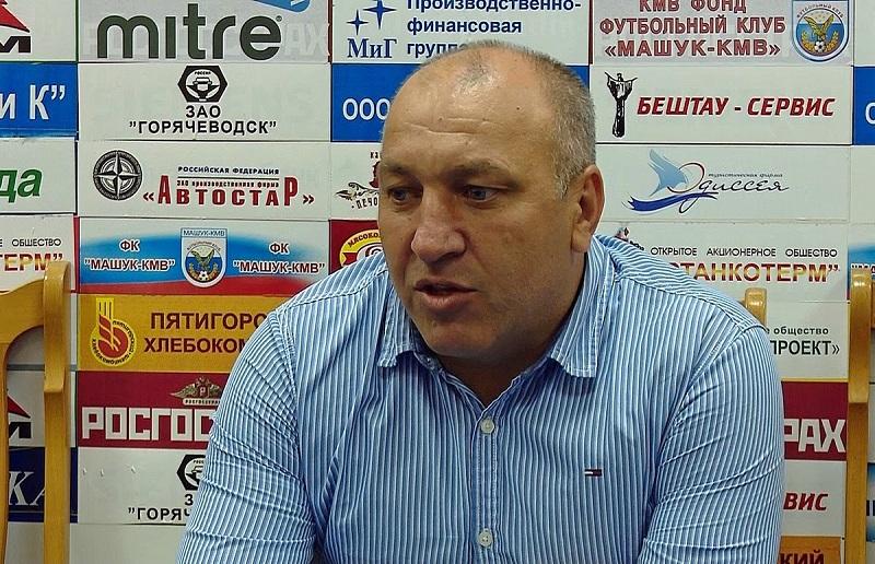 Арслан Халимбеков: «Опорная зона – слабое место «Локомотива»