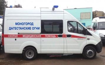 Новые кареты скорой помощи получили больницы в Дагестане