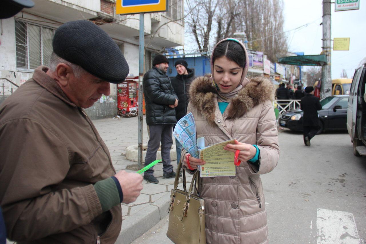 7 тысяч дагестанцев закрепили знания правил дорожного движения