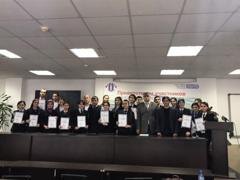 Правовую и общую грамотность проверили в Дагестане