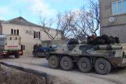 Опубликовано видео спецоперации в Губдене