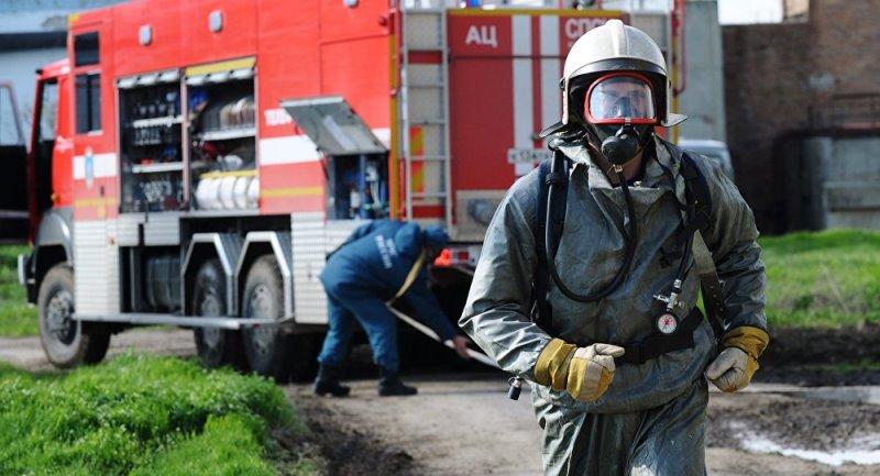 В Сулевкенте при пожаре погиб ребенок