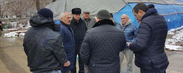 И.о. мэра Махачкалы принял ряд мер по организации городского движения