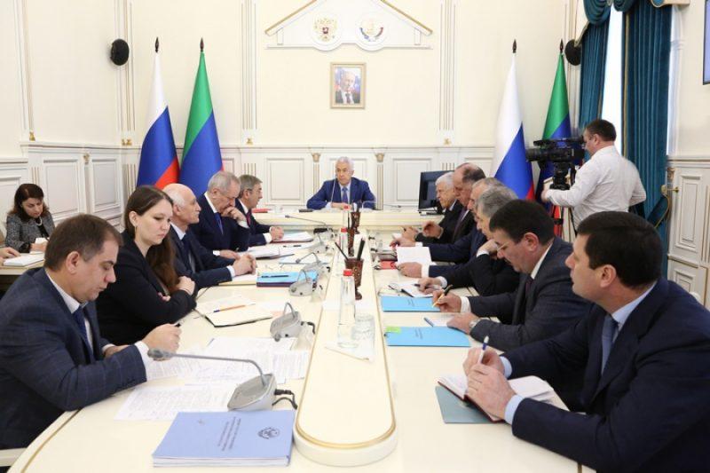 Васильев прокомментировал арест мэра Махачкалы